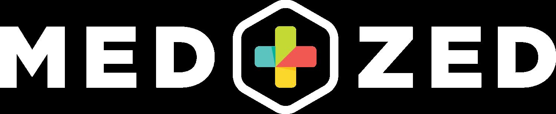 MedZed-Logo-White